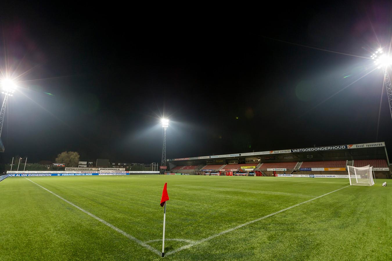 Stadion De Braak van Helmond Sport.