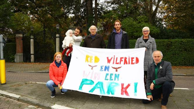 'Red Wilfried' is terug: weer bouwaanvraag voor kasteeltuin