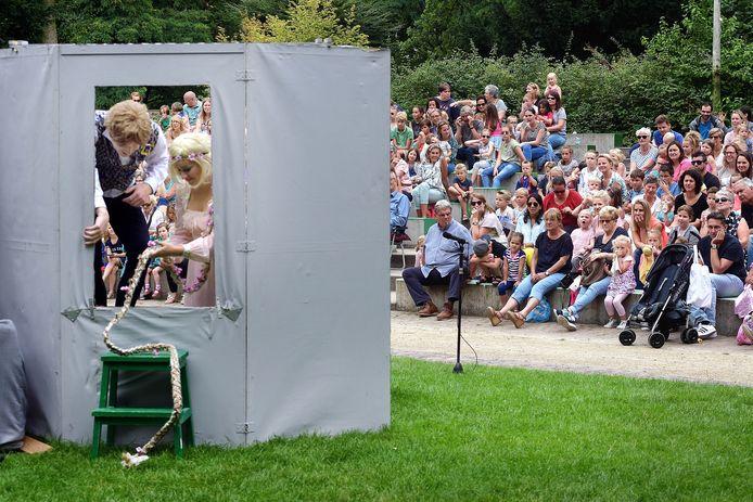 Openluchttheater Vrouwenhof is een van de genomineerden voor de cultuurprijs in Roosendaal.