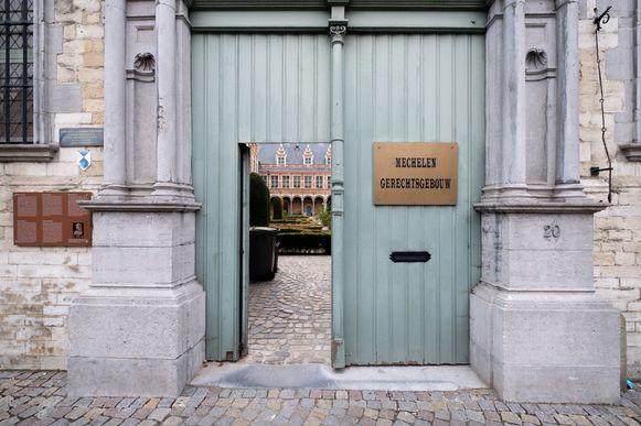Gerechtsgebouw van Mechelen