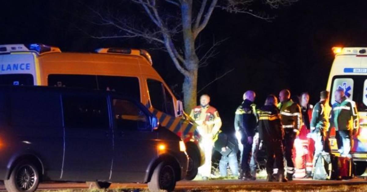 Jongetje op step overleden door aanrijding in Staphorst.