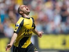 'Messi van Breda' terug bij NAC