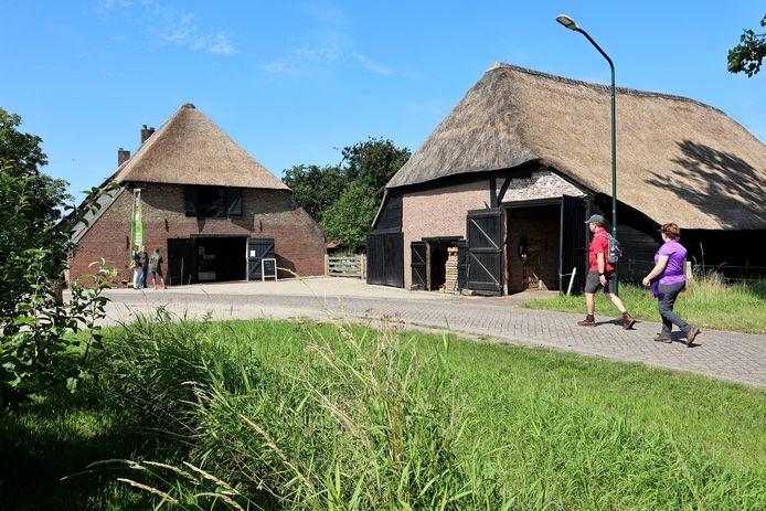Het Groot Duijfhuis in Liempde was dit weekend weer open.
