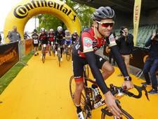 Van Avermaet keert terug in peloton in aanloop naar de Tour
