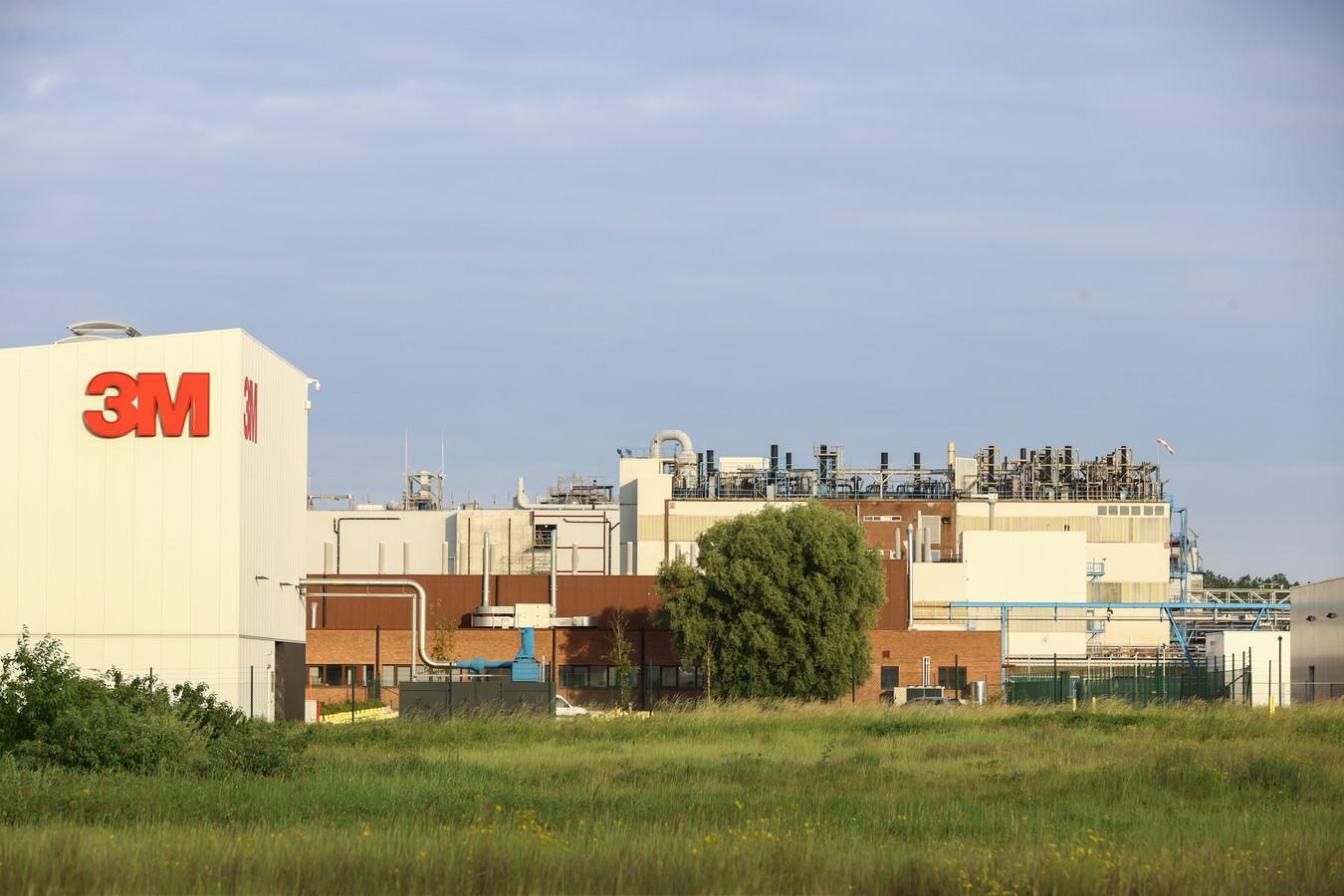 De 3M-fabriek.