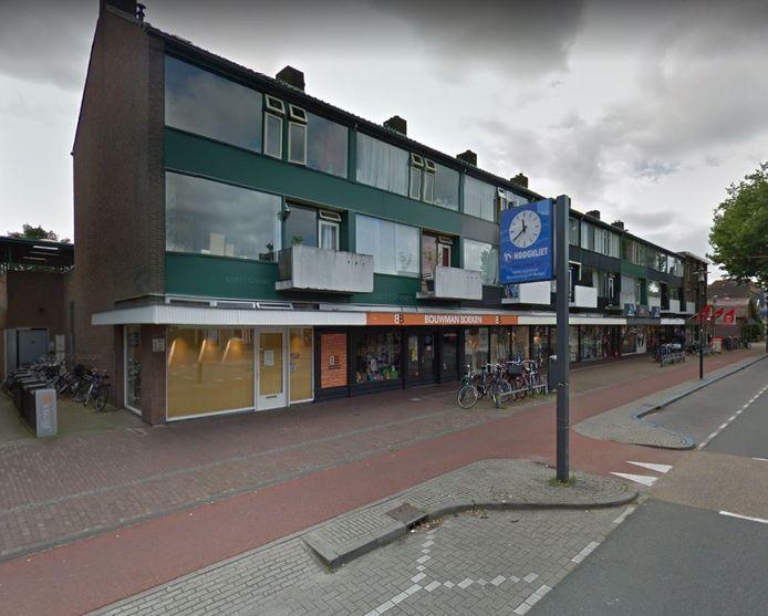 In een winkel aan de Hessenweg in De Bilt is kortsluiting ontstaan.