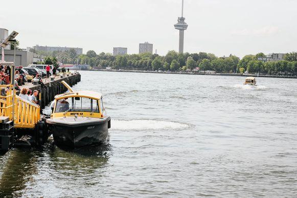 Katendrecht in Rotterdam.