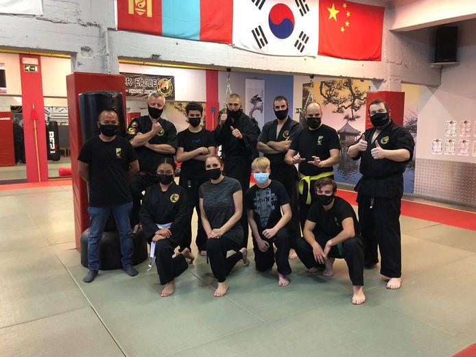 Kungfuclub Black Eagle uit Halle is op zoek naar nieuwe leden.