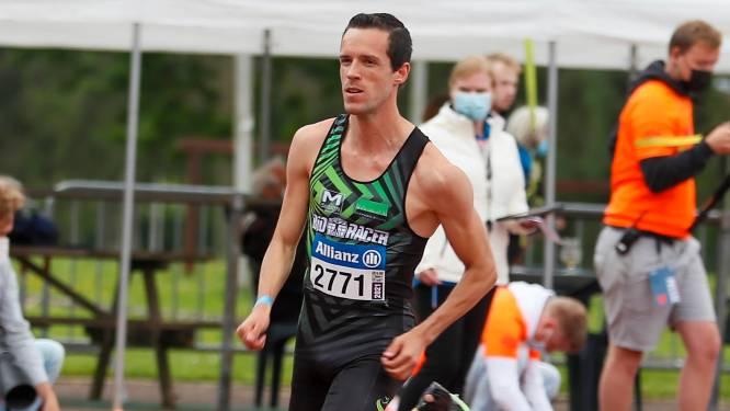"Aurèle Vandeputte loopt topchrono op de 800m: ""Een beetje onverwacht na pittige trainingsweek"""