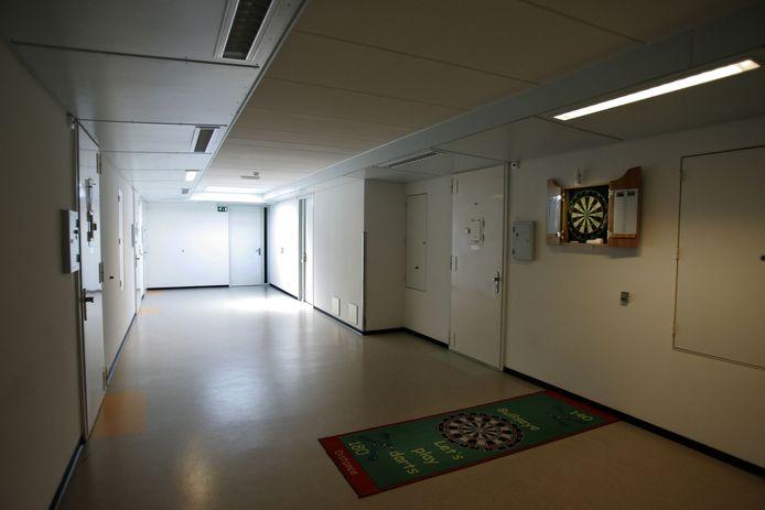 De cellen zijn overdag van acht uur 's ochtends tot negen uur's avonds geopend