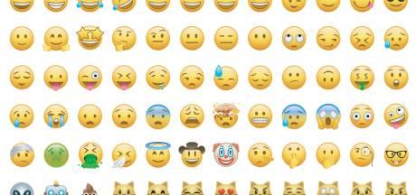 Het is zaterdag World Emoji Day: deze smileys gebruiken we het vaakst
