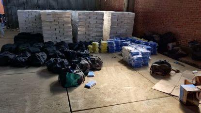 Politie vreest nieuwe afrekeningen na recordvangst van 4,1 ton cocaïne