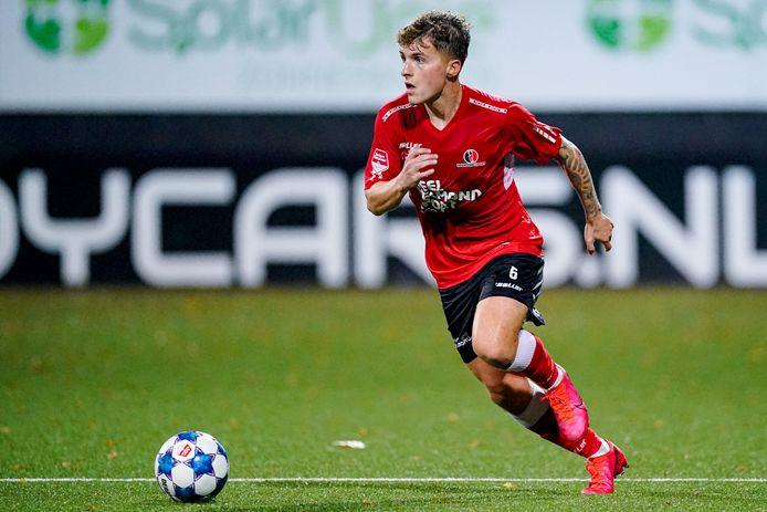 Voor Dean van der Sluijs komt de wedstrijd tegen FC Dordrecht nog net te vroeg, hij sluit maandag weer volledig aan.