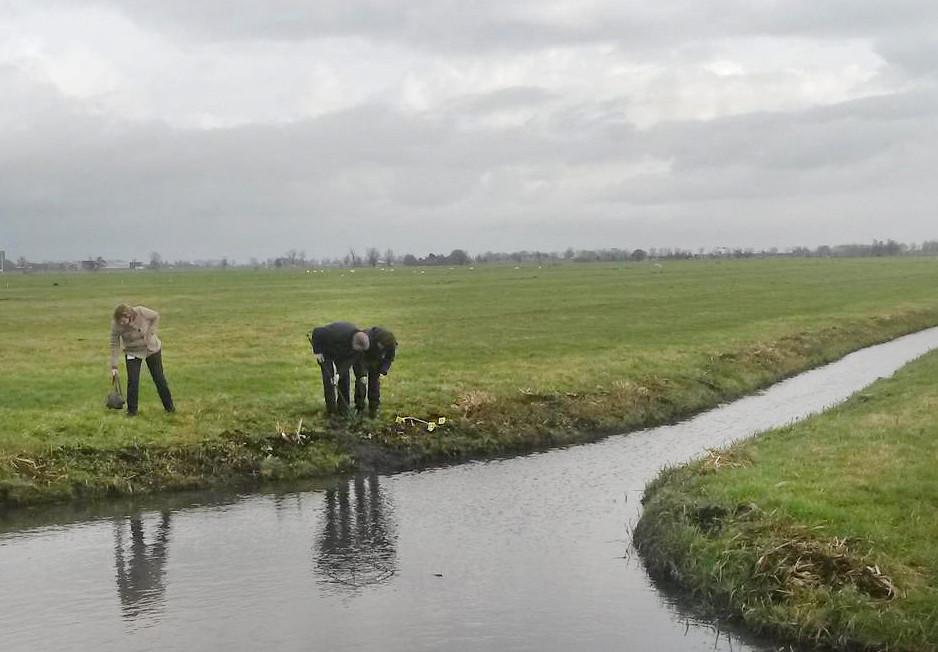 Technische recherche stelt onderzoek in naar schietpartij in Noordeloos, waarbij twee Rotterdammers zwaar gewond raakten.