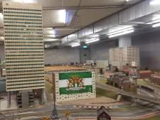 Megadoek van FSV De Feijenoorder in Miniworld