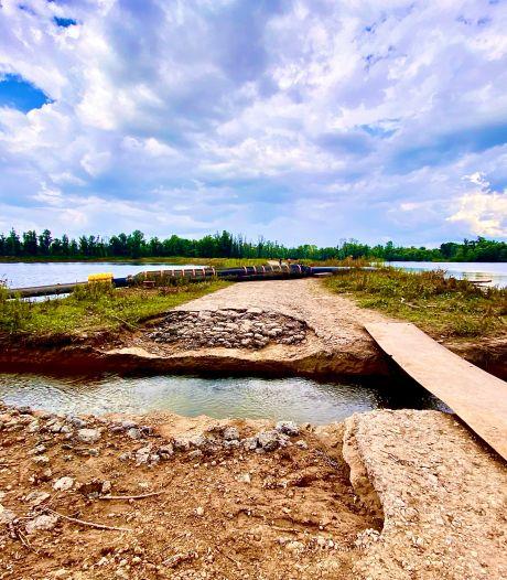 Spontane schoonmaakacties: wandelaars helpen met opruimen van natuur in  uiterwaarden