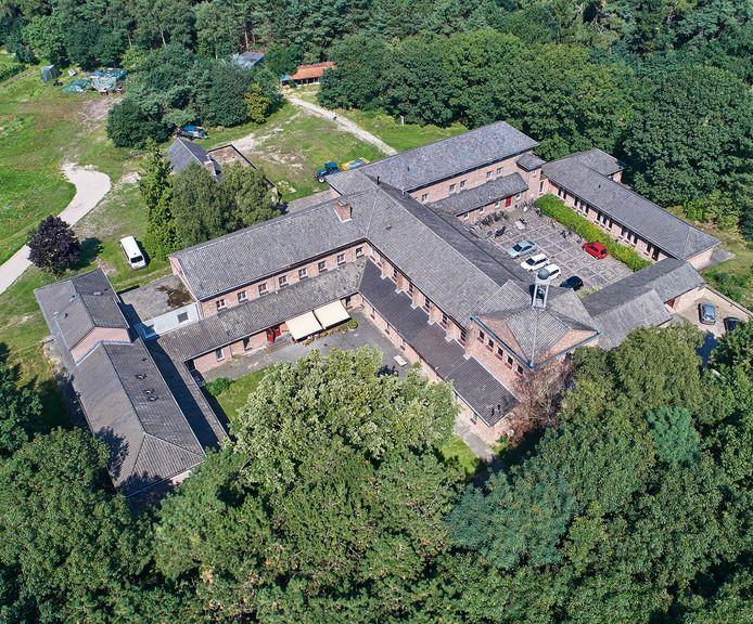 Klooster aan de Benedictuslaan in Oss waarin Zorggroep 't Zicht is gehuisvest.