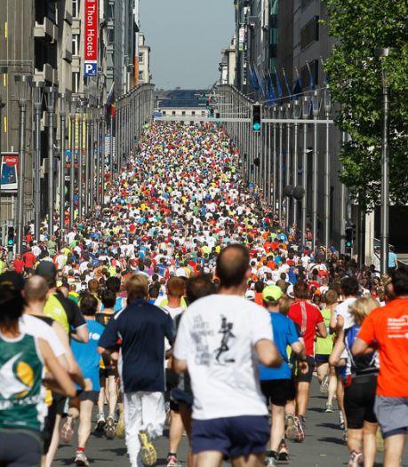 Covid Safe Ticket obligatoire lors des 20 km de Bruxelles