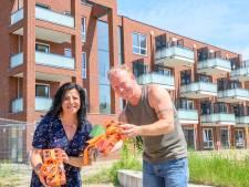 Eerste nul-op-de-meter woningen in Palenstein opgeleverd