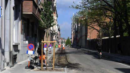 Chaos blijft uit op eerste dag van werken in Blijde Inkomststraat