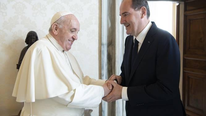 Franse premier bezoekt paus Franciscus te midden van misbruikschandaal binnen Katholieke Kerk