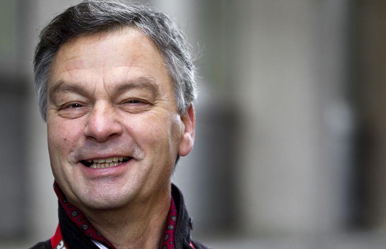 Burgemeester Bernt Schneiders van Haarlem is al 21 jaar burgemeester en voorzitter van het Nederlands Genootschap van Burgemeesters. Beeld ANP