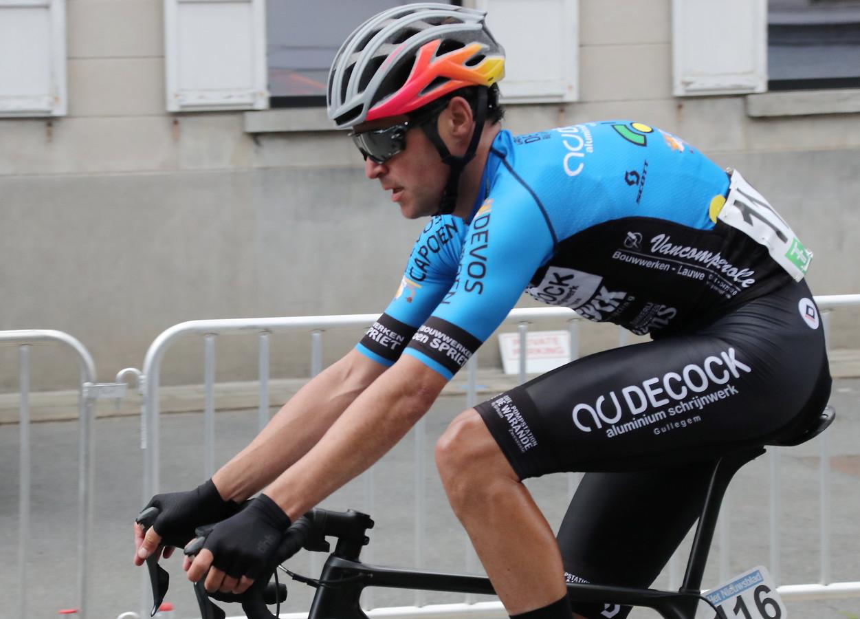 Jérôme Baugnies zal zaterdag in de GP Vermarc zijn debuut voor Anarto SVK maken.