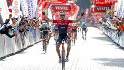 """Theuns heeft revanche beet en wint slotrit Ronde van Turkije: """"Geen mooiere manier om afscheid te nemen van Trek-Segafredo"""""""