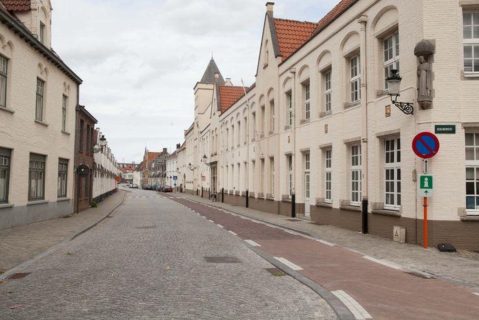 Onder meer het gebouw van VTI zal ingepalmd worden door het Sint-Andreasinstituut. Ook deze gebouwen zullen immers verlaten worden.
