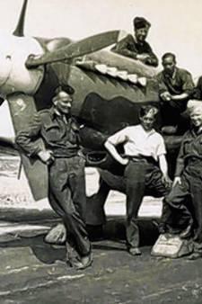 Voetbal in de oorlog: NEC onder vuur door Engelse jachtvliegtuigen