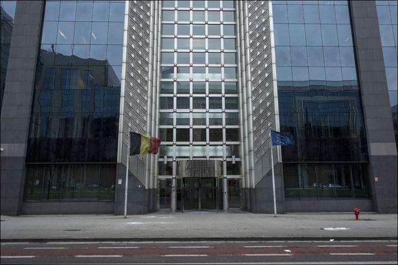 Hoofdzetel Staatsveiligheid in Brussel