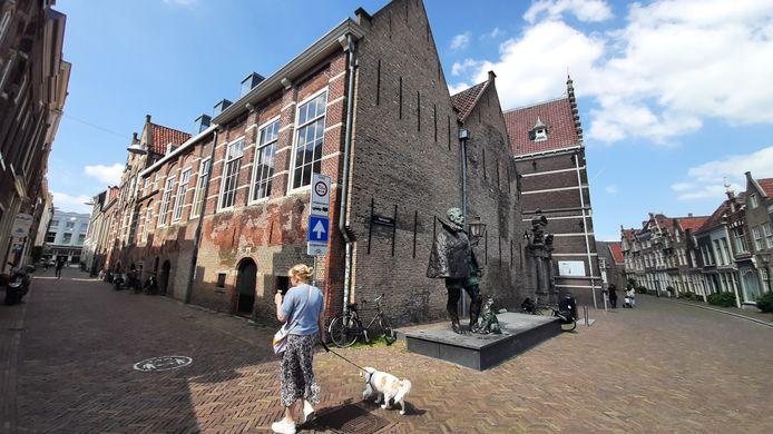 De Berckepoort in Dordrecht.
