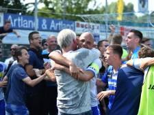 Reguillo Vandepitte heeft clubrecord binnen, in zijn allerlaatste seizoen voor Hoek