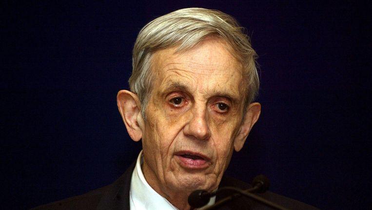 John Nash Beeld EPA