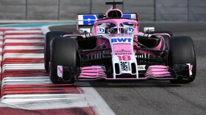 Opvolger van F1-team Force India stelt nieuwe bolide in Canada voor