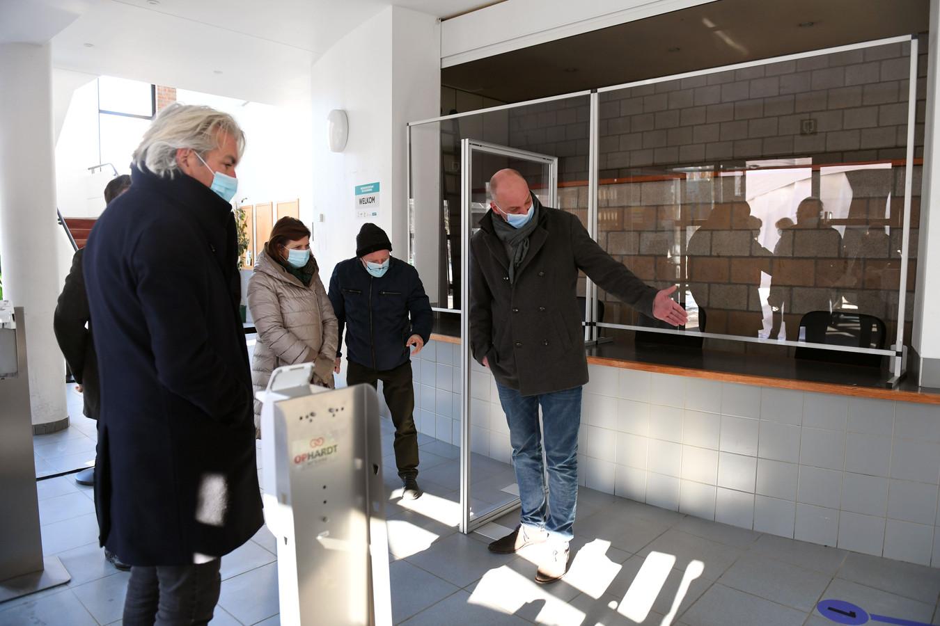 Vaccinatiecentrum De Roosenberg in Oud-Heverlee
