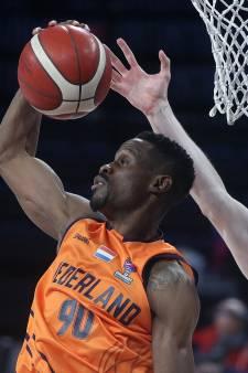 Nederlandse basketballers plaatsen zich na 6 jaar weer voor EK