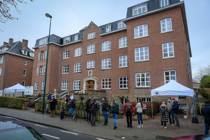Notre-Dame de Stockel in Sint-Pieters-Woluwe is de enige instelling die deze week al een tweede inentingsronde aanvangt.