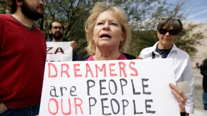 Amerikaanse federale rechter beveelt Trump om Dreamers-programma weer op te starten
