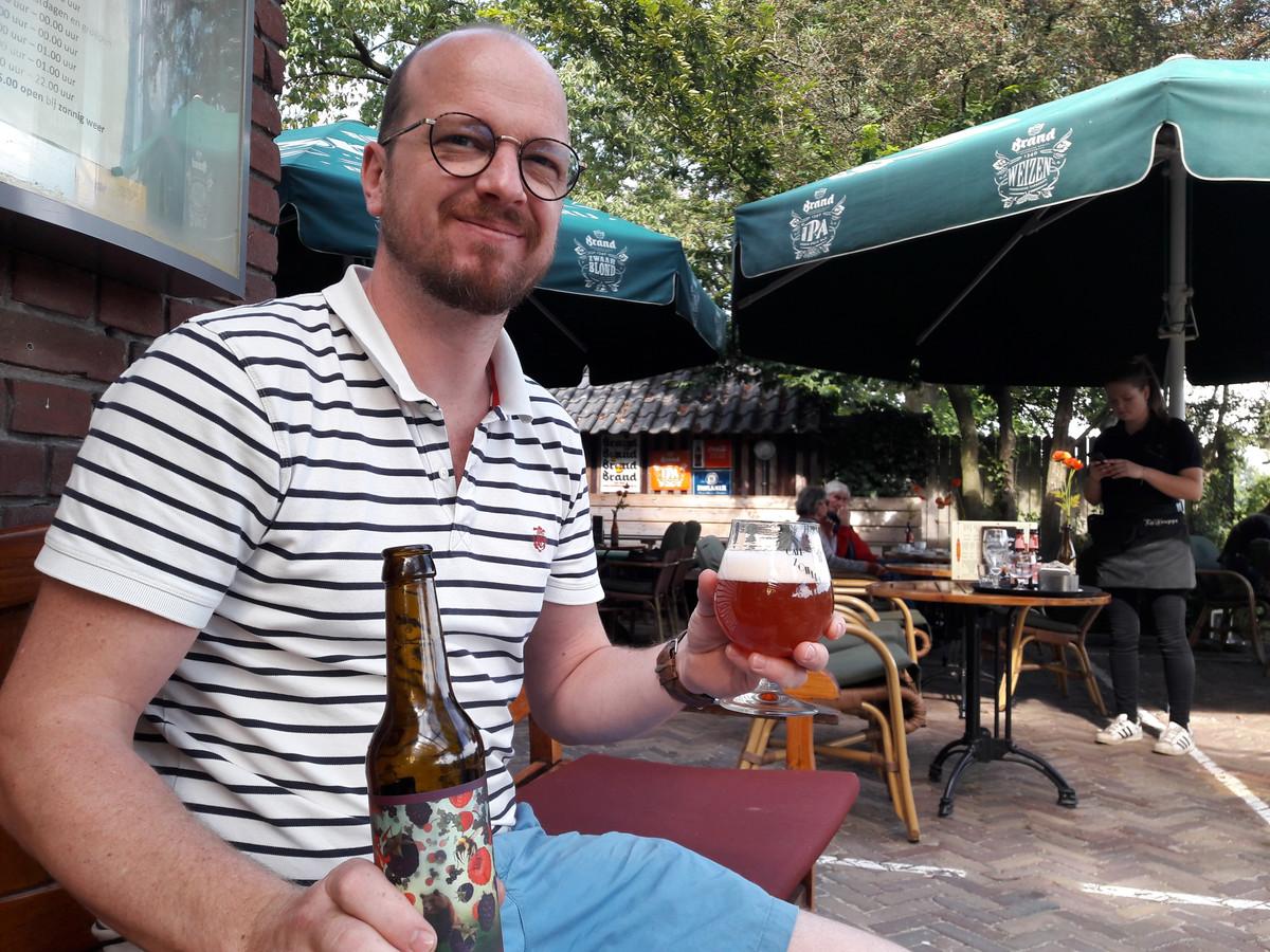 Gijs van Esch (Zomerlust), The more the berrier uit Zweden