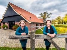 Erve Hondeborg in Zenderen, van burcht tot plek om te trouwen en rouwen
