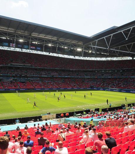 Plus de 60.000 spectateurs autorisés à Wembley pour les demi-finales et la finale