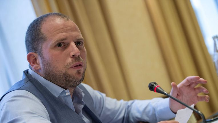 Staatssecretaris van Asiel en Migratie, Theo Francken (N-VA). Beeld PHOTO_NEWS