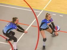 Regio Zwolle Volleybal nog niet beloond voor frisse start in dit seizoen