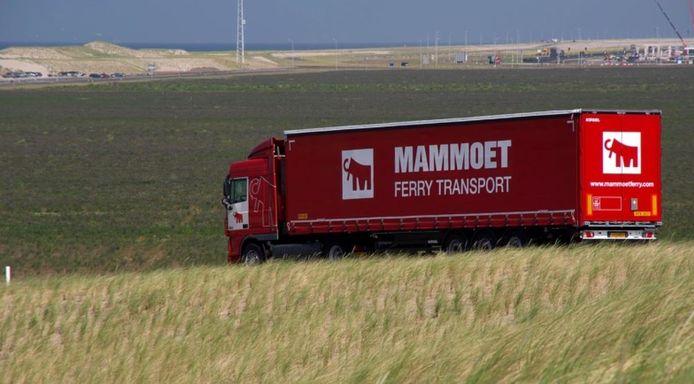 Mammoet Ferry Transport is overgenomen door Neele-Vat.