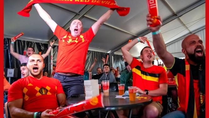 #Le12eDiable, c'est vous: partagez vos émotions devant Belgique-Portugal