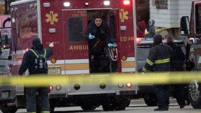 """""""Minstens zeven doden bij schietpartij in Wisconsin"""""""