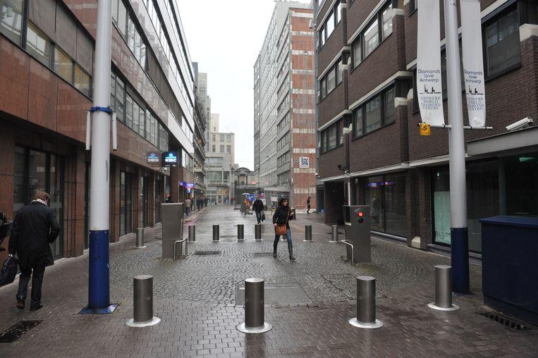 De diamantwijk in Antwerpen is een grote naam kwijt: Eurostar Diamond Traders is vandaag failliet verklaard.