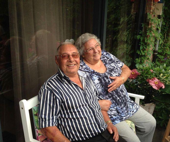 Driek en Mien Ender zijn zeventig jaar getrouwd.