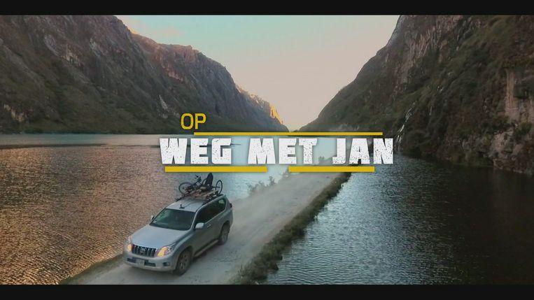 Reisprogramma met Jan Van Looveren. Beeld VRT